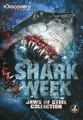Discovery Channel - Shark Week: Jaws of Steel