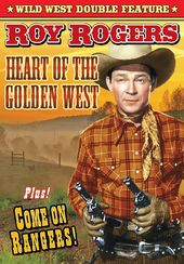 Roy Rogers Double Feature: Heart of The Golden