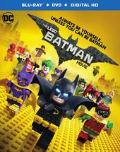 The LEGO Batman Movie (Blu-ray + DVD)