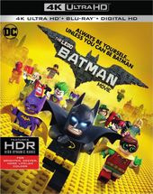 The LEGO Batman Movie (4K UltraHD + Blu-ray)