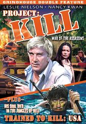 Grindhouse Double Feature: Project: Kill (1976) /
