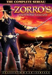"Zorro's Fighting Legion - 11"" x 17"" Poster"