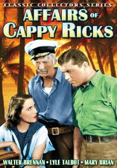 "Affairs of Cappy Ricks - 11"" x 17"" Poster"