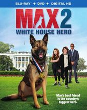 Max 2: White House Hero (Blu-ray + DVD)