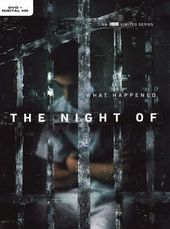 The Night Of (3-DVD)