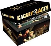 Cagney & Lacey - Complete Series (32-DVD)