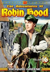 Adventures of Robin Hood - Volume 16