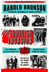 Harold Bronson - My British Invasion