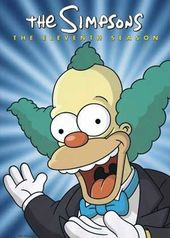The Simpsons - Complete Season 11 (4-DVD)