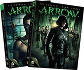 Arrow - Seasons 1 & 2 (10-DVD)