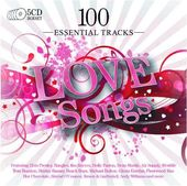 100 Essential Love Songs (5-CD) [Import]