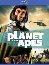 Escape From the Planet of the Apes (Blu-ray,