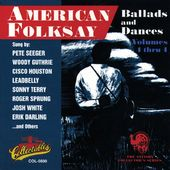 American Folksay Ballads And Dances, Volumes 1-4