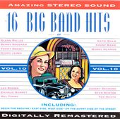 16 Big Band Hits, Volume 10