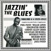 Jazzin' the Blues, Volume 4: 1929-1943