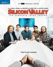 Silicon Valley - Complete 3rd Season (Blu-ray)