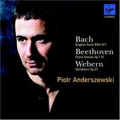Piotr Anderszewski Plays Bach: English Suite BWV