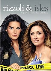 Rizzoli & Isles - 7th and Final Season (3-DVD)
