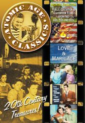 Atomic Age Classics, Volume 6: Love & Marriage -
