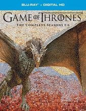 Game of Thrones - Complete Seasons 1-6 (Blu-ray)