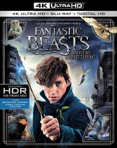 Fantastic Beasts and Where to Find Them (Includes