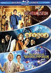 Kid 3-Pack: Night at the Museum / Eragon / Mr.