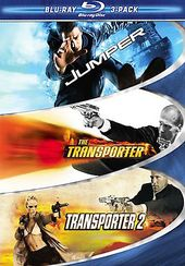 Action 3-Pack: Transporter / Transporter 2 /