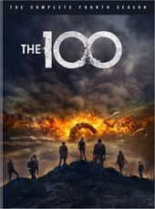 The 100 - Complete 4th Season (4-DVD)