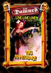 The Damned - Tiki Nightmare: Live Live Live in