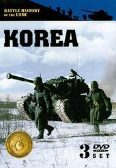 Battle History of the USMC - Korea (3-DVD)