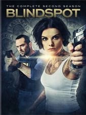 Blindspot - Complete 2nd Season (5-DVD)