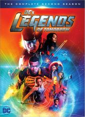 Legends of Tomorrow - Complete 2nd Season (4-DVD)