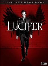 Lucifer - Complete 2nd Season (3-DVD)
