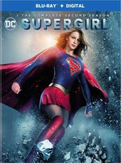 Supergirl - Complete 2nd Season (Blu-ray)