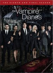 The Vampire Diaries - 8th and Final Season (3-DVD)