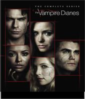The Vampire Diaries - Complete Series (39-DVD)