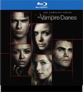 The Vampire Diaries - Complete Series (Blu-ray)