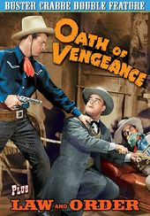 Buster Crabbe Double Feature: Oath of Vengeance
