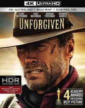 Unforgiven (4K UltraHD + Blu-ray)