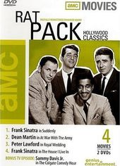 AMC Movies Rat Pack Hollywood Classics (Suddenly