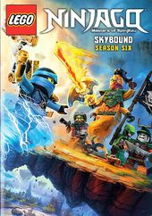 LEGO Ninjago: Masters of Spinjitzu - Complete 6th