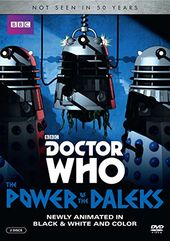 Doctor Who: The Power of the Daleks [Animated]