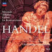 Handel: Messiah / Athalia / Esther / La