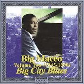 Big City Blues, Volume 2 1945-1950