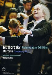 Mussorgsky - Pictures at An Exhibition / Borodin
