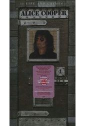 Life & Crimes of Alice Cooper (4-CD Set)