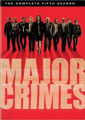Major Crimes - Complete 5th Season (5-DVD)