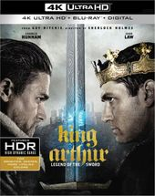 King Arthur: Legend of the Sword (4K UltraHD +