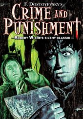 Crime and Punishment (1923) (Silent)