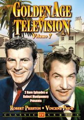 Golden Age of Television - Volume 7: Ringmaster /